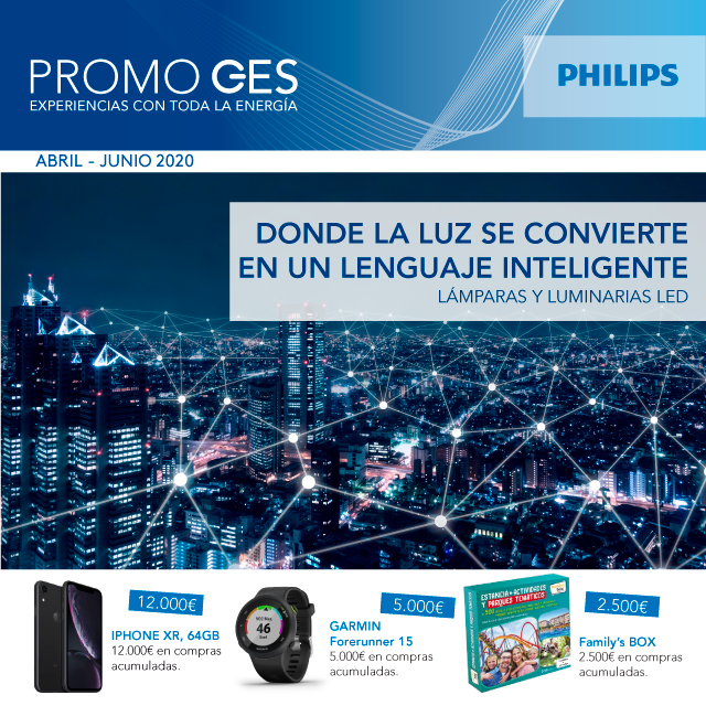 PROMO GES PHILIPS