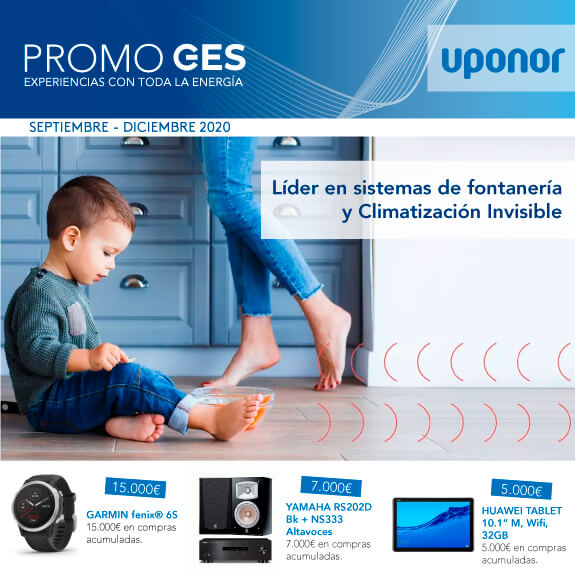 PROMOGES UPONOR