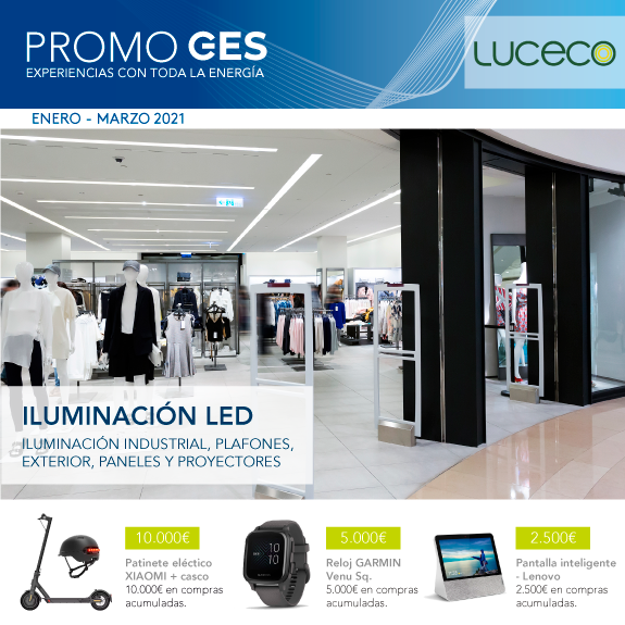 PROMO GES LUCECO