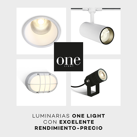 PRECIOS ESPECIALES ONE LIGHT